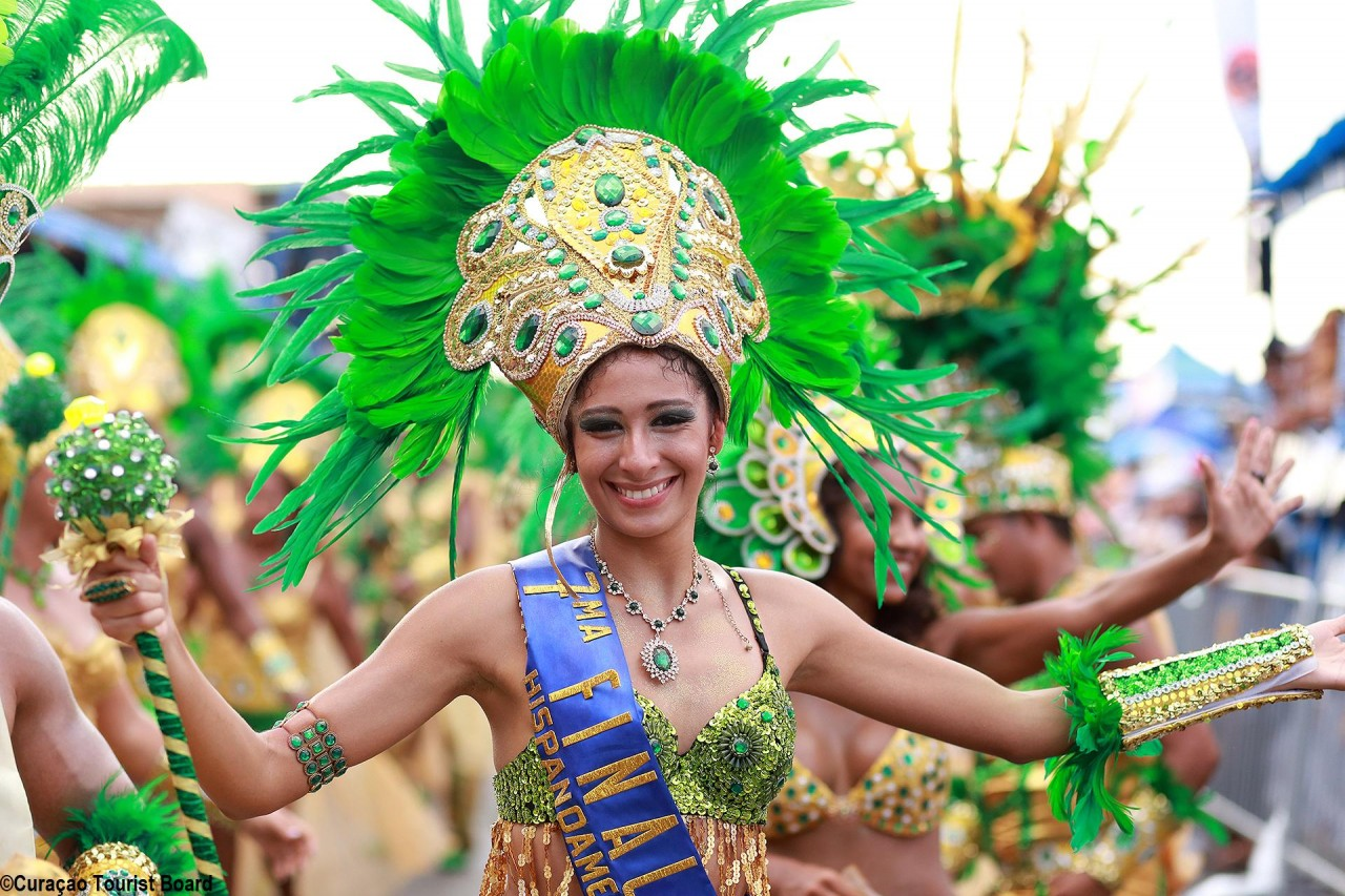 Foto carnaval curacao 2012 33