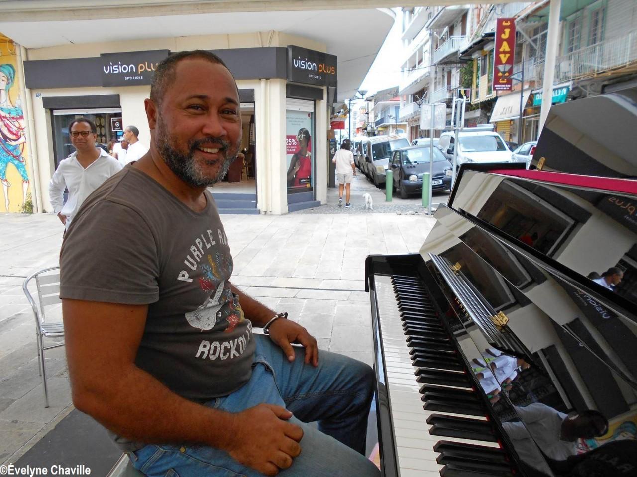 première rencontre autour du piano