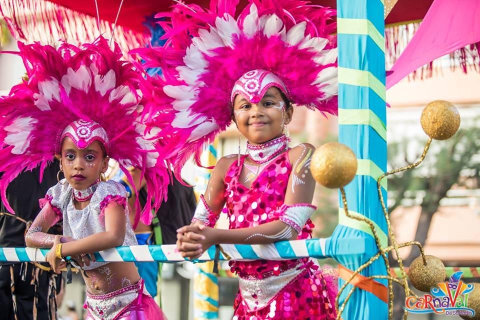 Francois Illas New Tradition: 2019 St Martin Carnival Programme