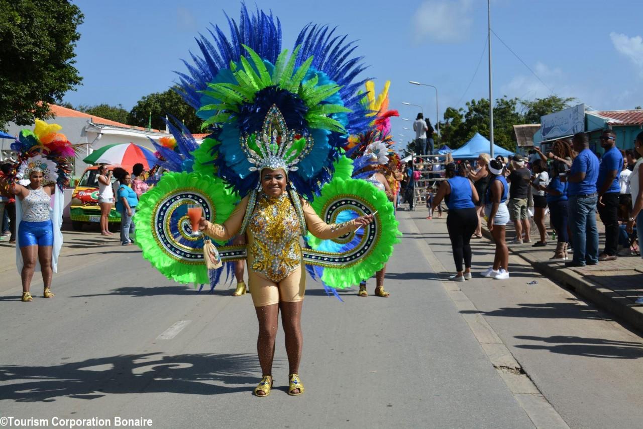 Francois Illas New Tradition: 2019 Bonaire Carnival Programme