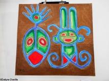 Exposition Fantômes Caraïbes - Hugues Henri 47