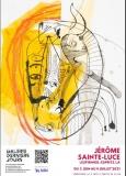17 - Affiche Expo J. Sainte-Luce