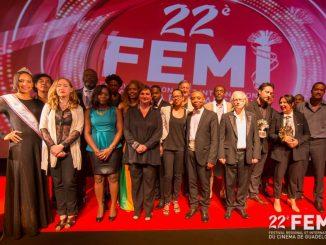 Remise des Prix FEMI 2016