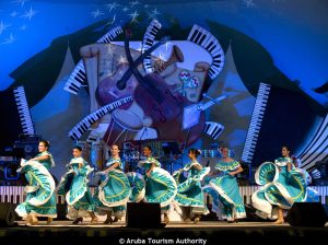 Aruba - Danse