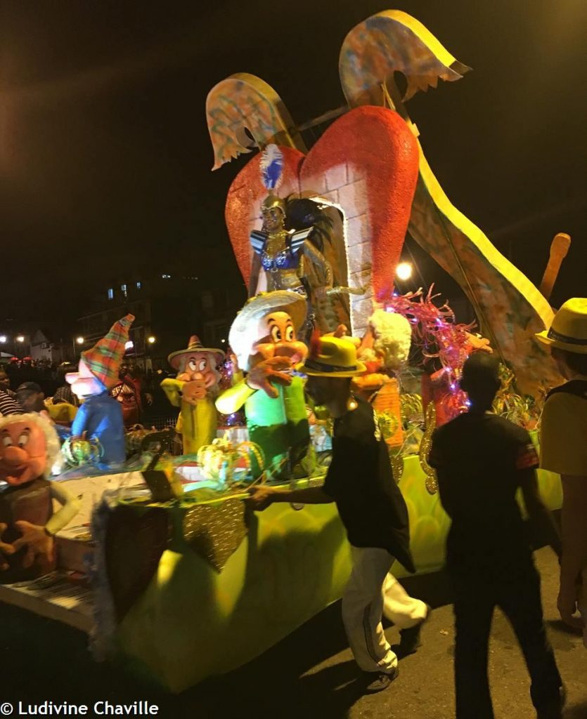 Francois Illas New Tradition: The Guadeloupe Carnival : A Very Rich Heritage