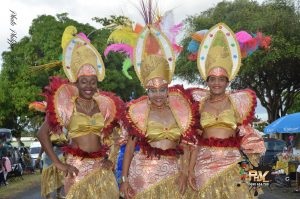 Carnaval Guadeloupe - A - R 4