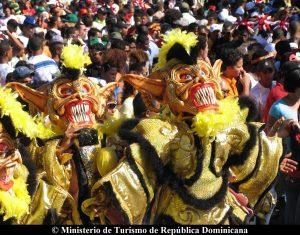 Carnaval Rép. Dominicaine - A