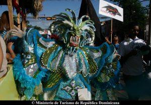 Carnaval Rép. Dominicaine - B