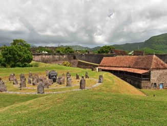 Fort Delgrès - Guadeloupe (Photo : B. Boucard)