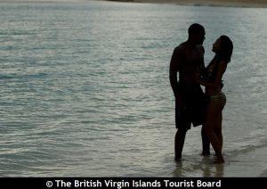 Iles Vierges Britanniques - Plage
