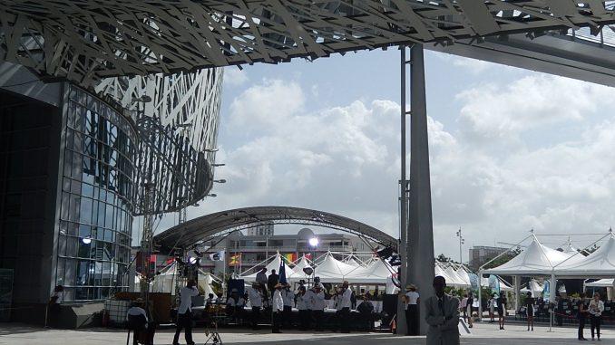 Inauguration Mémorial ACTe 1