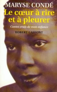 Livre Maryse Condé 1