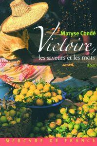 Livre Maryse Condé 8