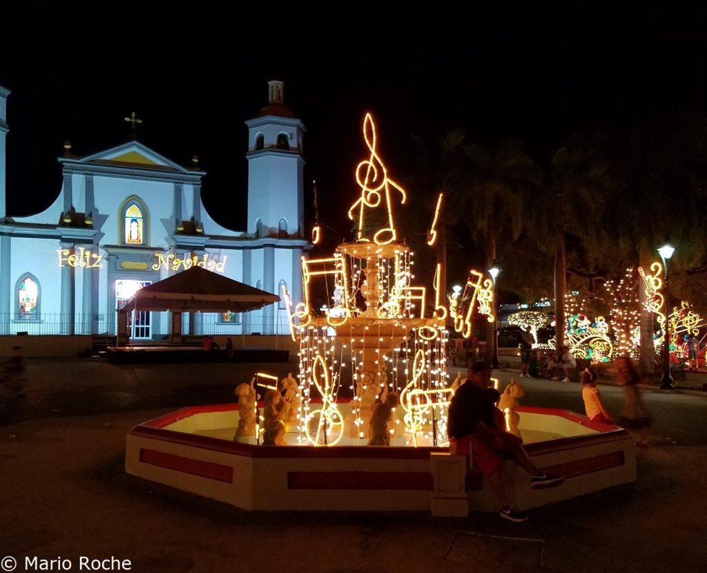 The longest Christmas in the world is in Puerto Rico