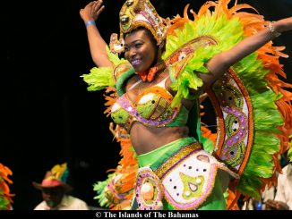 Junkanoo Carnival - The Islands of The Bahamas