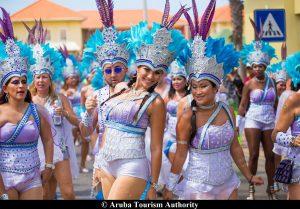 Carnaval d'Aruba 1
