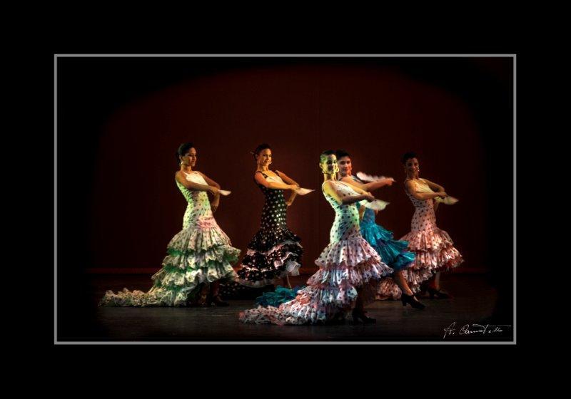Ballet espagnol Cuba A