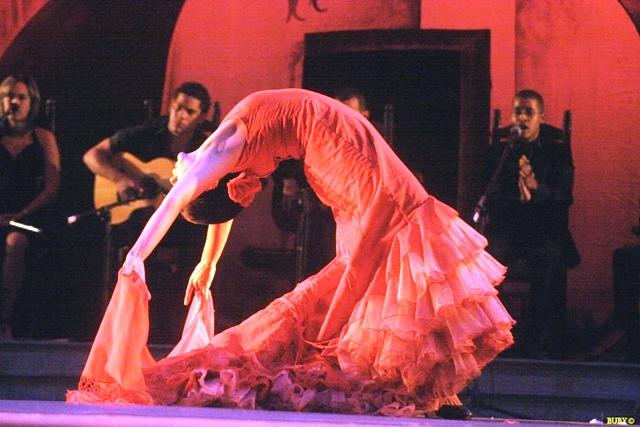 Ballet espagnol Cuba C