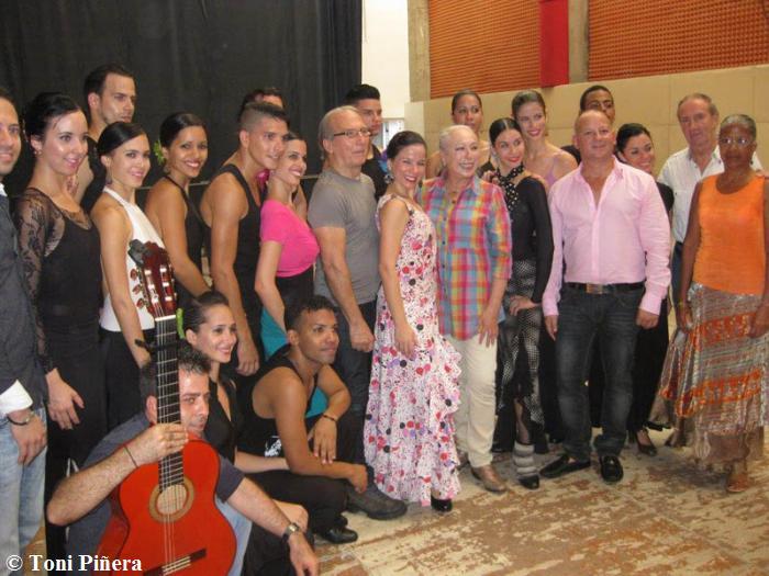 Ballet espagnol Cuba E