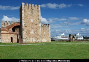 Fort azama, st domingue