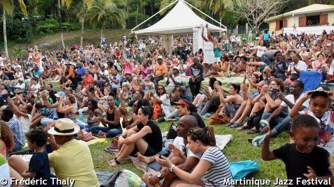 Martinique Jazz Fest copyright F