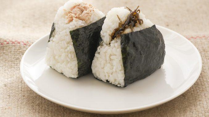 rice-ball - A