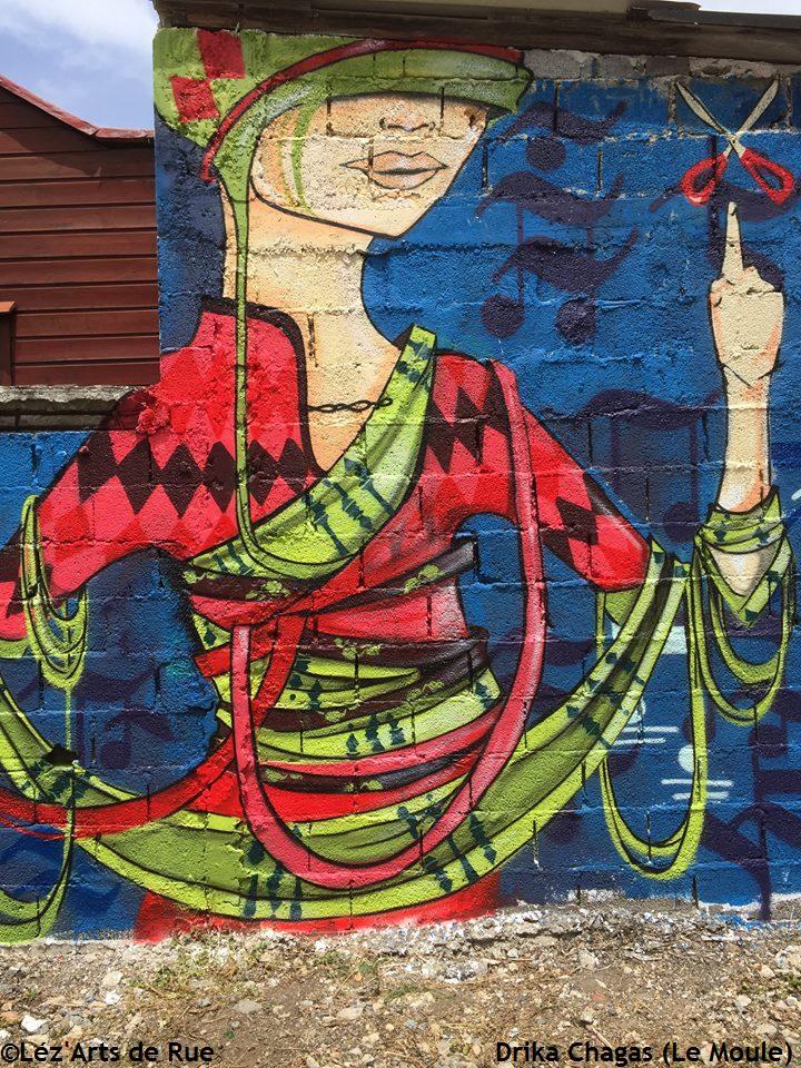 Festival Graffiti & Street Art Gpe 2017 - 13 D