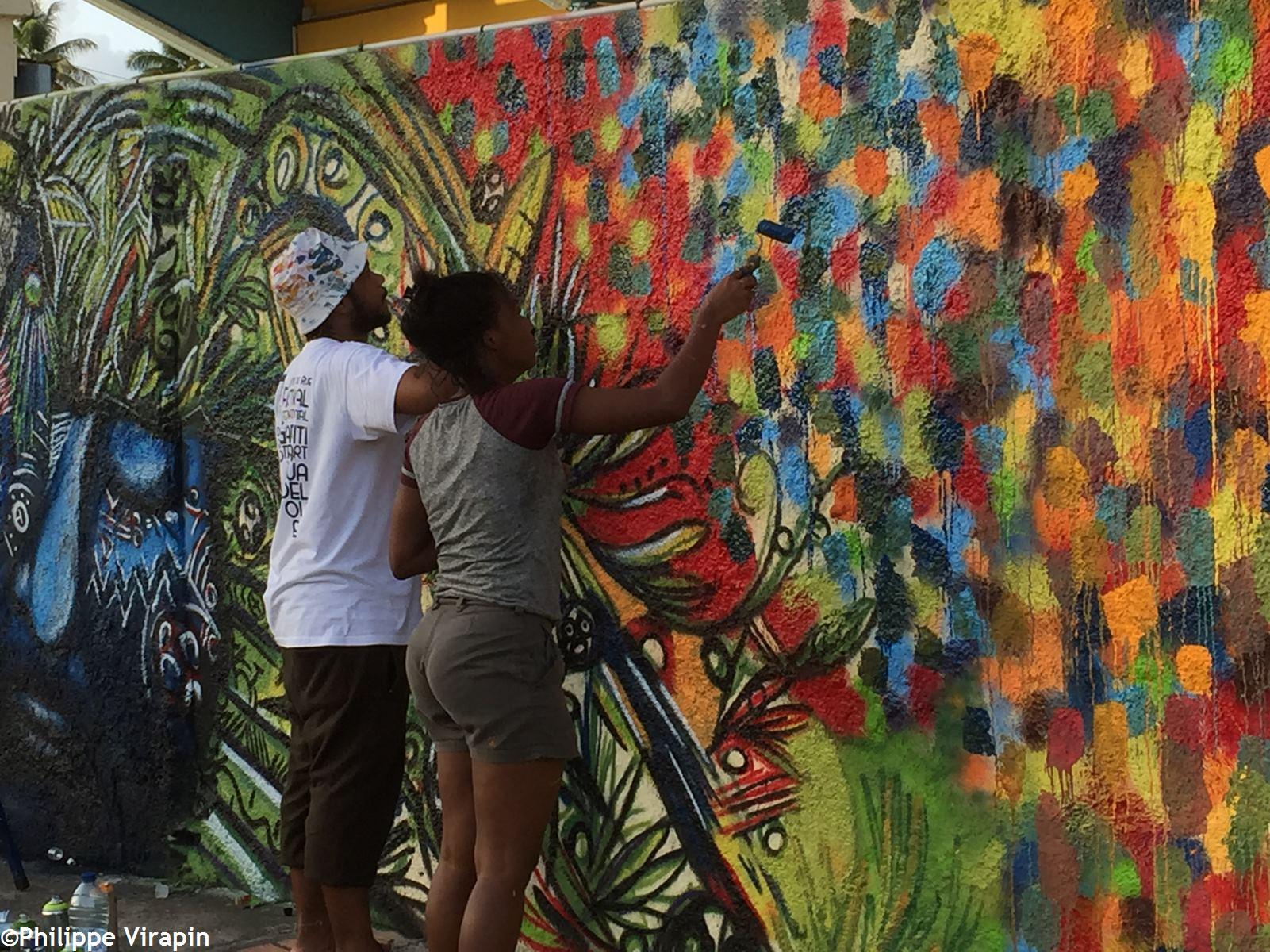 Festival Graffiti & Street Art Gpe 2017 - 22 F