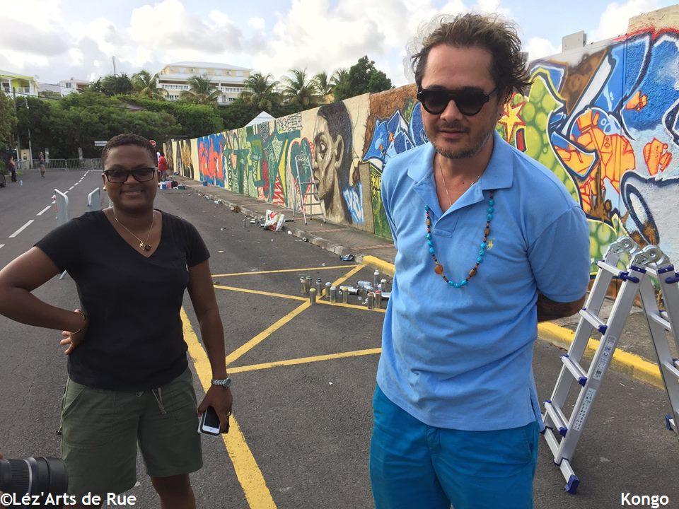 Festival Graffiti & Street Art Gpe 2017 - 3 C