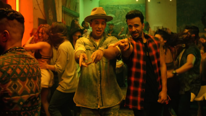 Caribbean music in the firmament with despacito kariculture picture from the video despacito by luis fonsi ft daddy yankee stopboris Choice Image