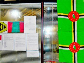 Exposition Dominique en Guadeloupe 1
