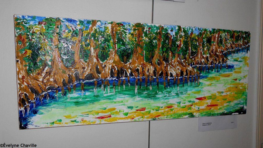 Exposition Dominique en Guadeloupe 22