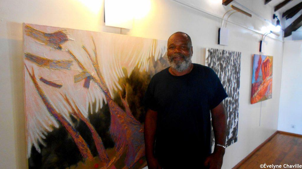 Exposition Dominique en Guadeloupe 4