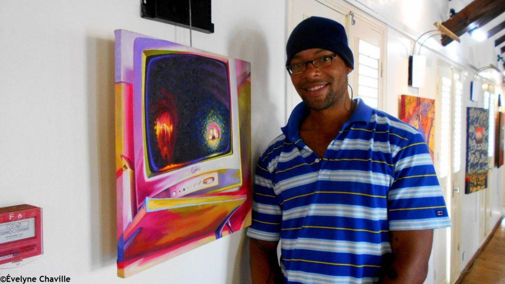 Exposition Dominique en Guadeloupe 5