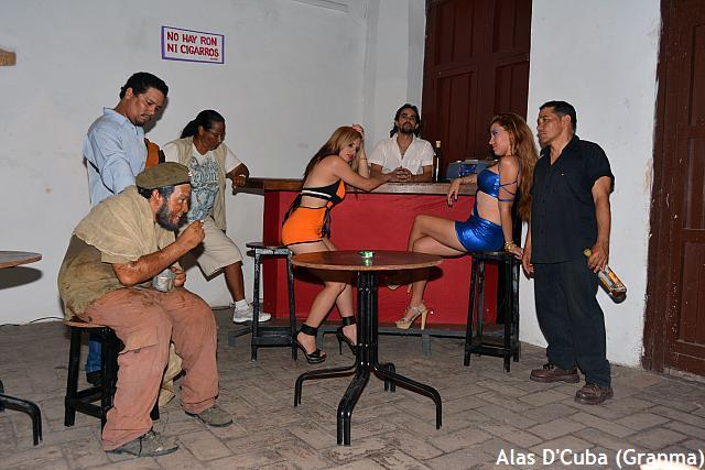 Theatre company Alas D'Cuba (Granma - CUBA)