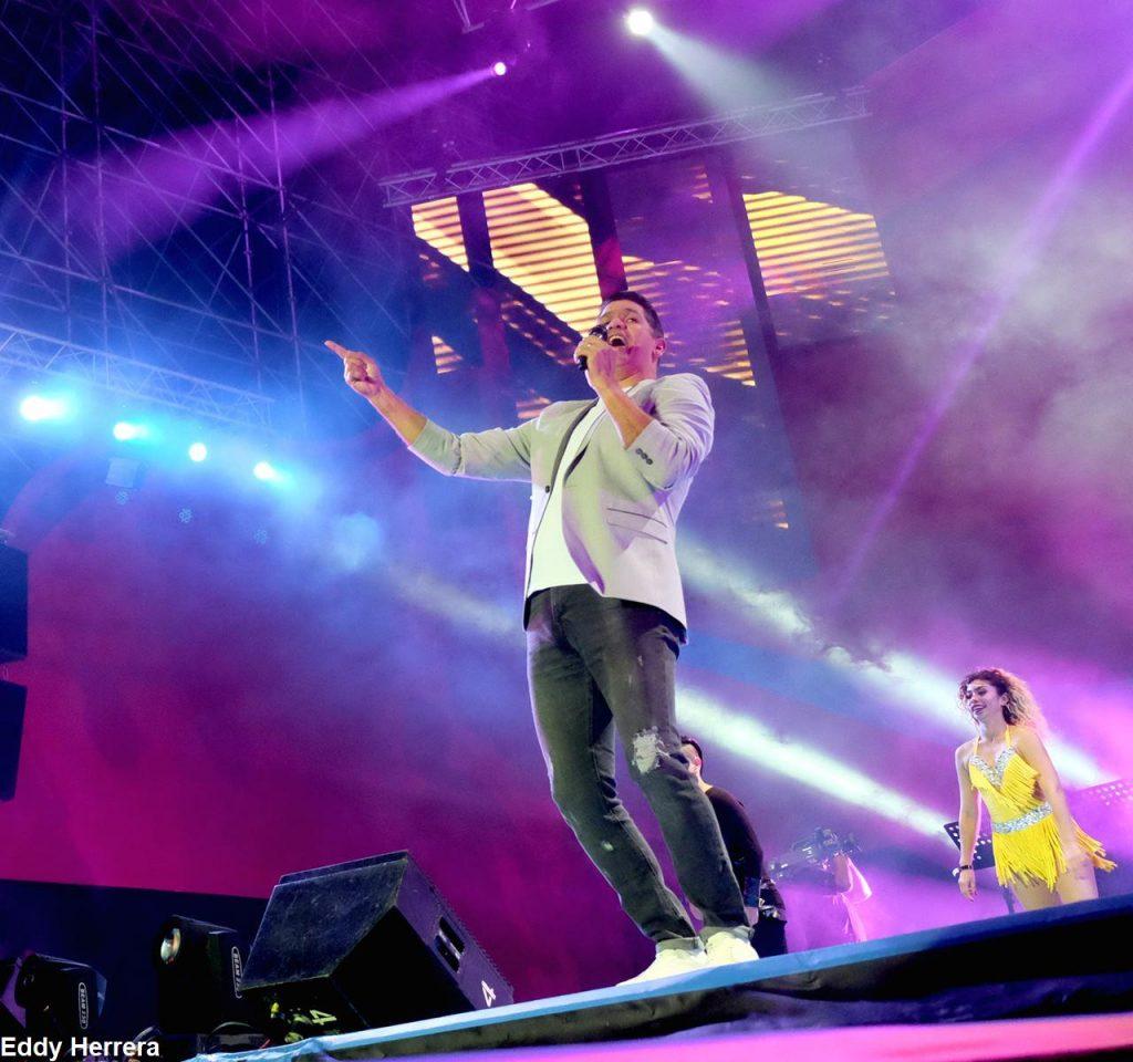 Eddy Herrera Festival Heat Peru 1
