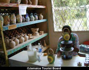 Jamaica - art