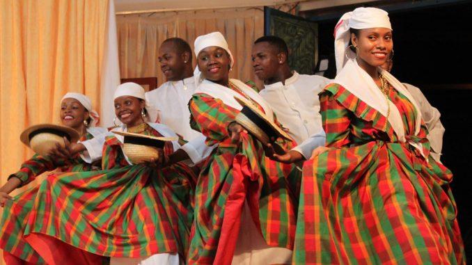 Le Grand Ballet de la Martinique (photo: Comité Martiniquais du Tourisme)