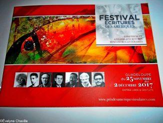 Brochure Festival Écritures