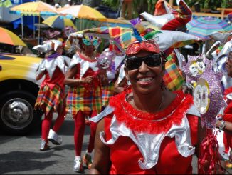 Carnival in St Croix (US Virgin Islands) - Photo: US Islands Department of Tourism