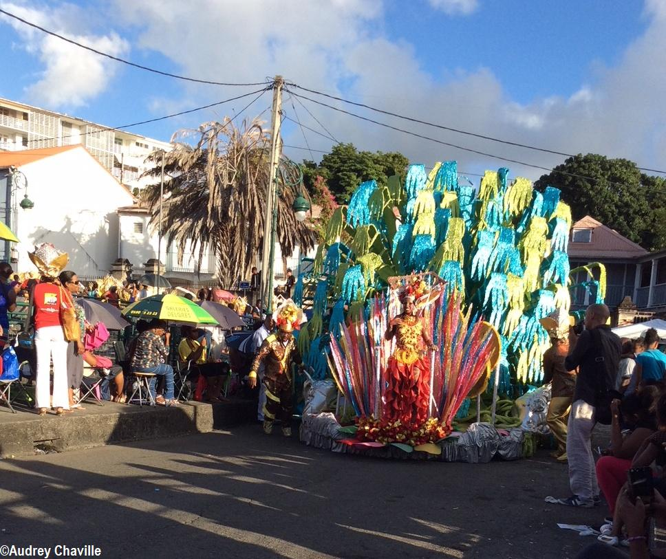Carnaval Basse-Terre Guadeloupe 1