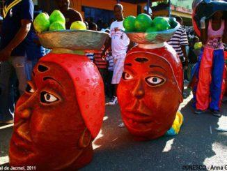 Carnaval de la ville de Jacmel (Photo: UNESCO-Anna Giolitto)