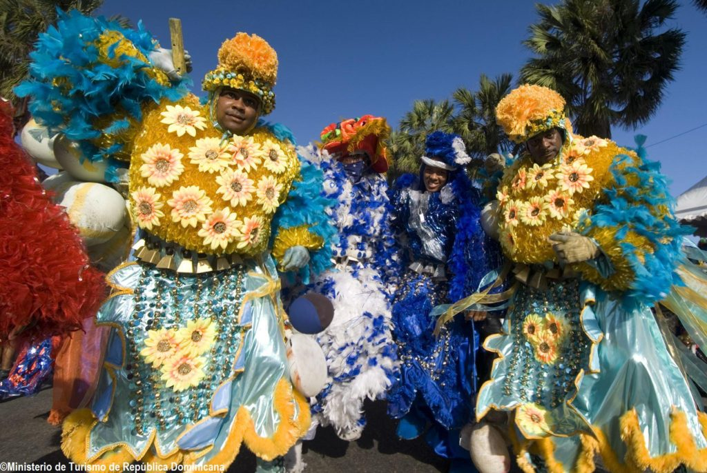 Carnaval de la République Dominicaine 2