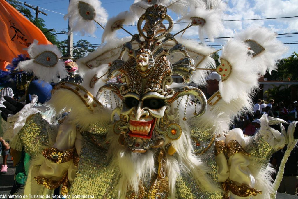 Carnaval de la République Dominicaine 4