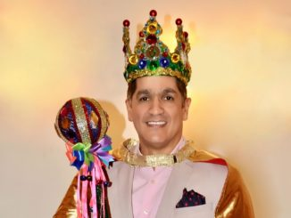 Singer Eddy Herrera, new King Lechón, will be present on Sunday, February 25 for the big official parade of the carnival of Santiago in Dominican Republic.