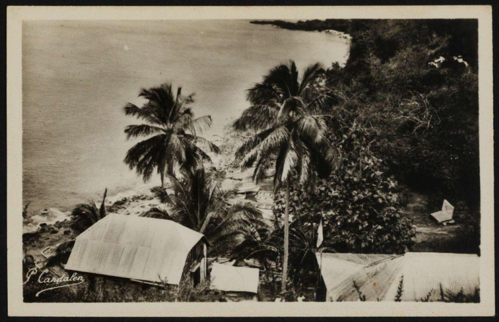 0- Anse Dupuis, Vieux-Fort - Début 20e siècle