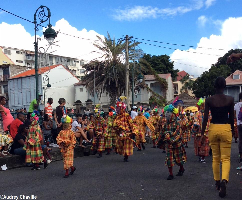Carnaval Basse-Terre Guadeloupe