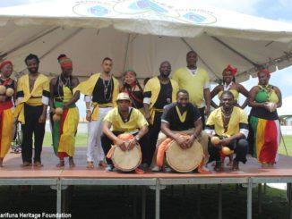 """Le 18 mai 2001, la langue, la musique et la danse garifuna ont été proclamées """"chef-d'œuvre du patrimoine oral et immatériel de l'humanité"""" par l'UNESCO. (Photo: The Garifuna Heritage Foundation)"""