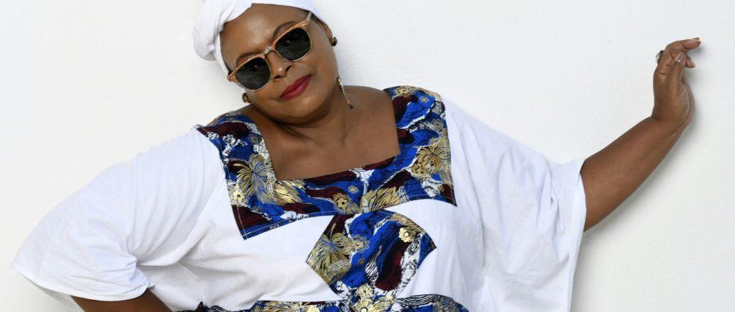 La chanteuse Xénia Caraïbe est l'une des rares artistes de la Guadeloupe qui s'est produite sur les cinq continents. (Photo: Philippe Virapin)