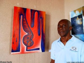 "Lucien Léogane: ""all my students have a passion for painting"""